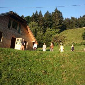 Meditacijski retreat na Pohorju 17