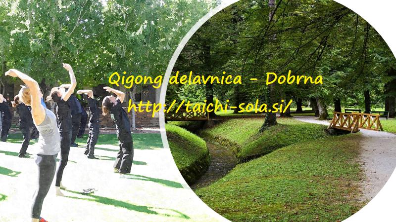 Jesenska qigong delavnica v Dobrni 7