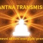 Kvantna transmisija- 4-dnevni aktivni energijski prenos na daljavo 318